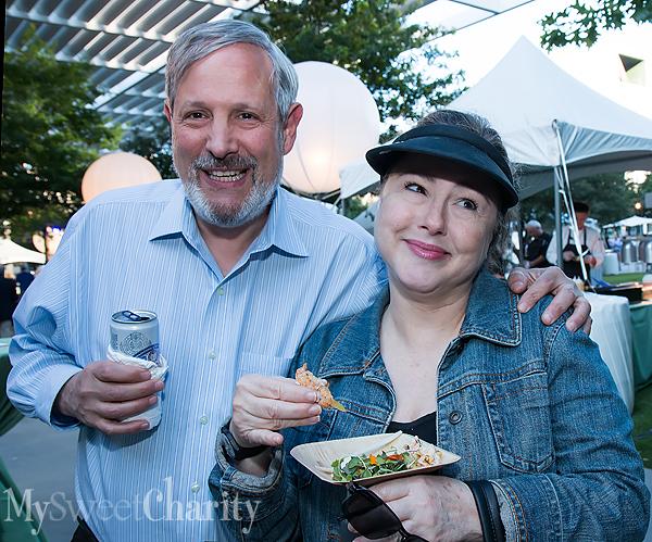 IMG_9784 Jeff Robinson and Stefanie Schneidler