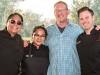 IMG_9150 Lisa Martel, Cessy Mendoza, Dennis Egert and Chris Patrick