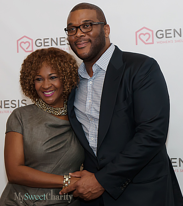 IMG_5299 Sheron Patterson and Tyler Perry