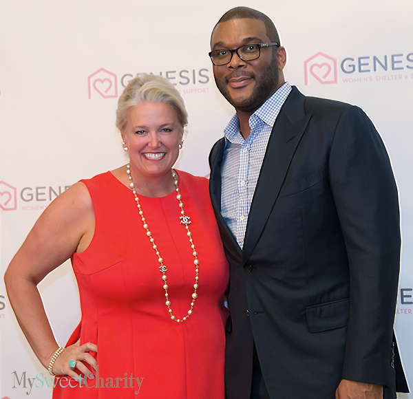 IMG_5323 Lisa Ogle and Tyler Perry