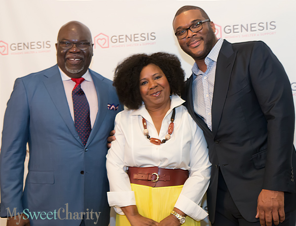 IMG_5338 TD and Serita Jakes and Tyler Perry