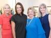IMG_5235 Nancy Bierman, Pam Perella, Emilynn Wilson and Kristina Whicomb