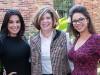 IMG_5897 Nuz Morshed, Melinda Rathke and Allison Presser