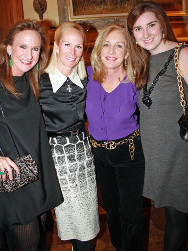 Janie Condon, DeeDee Lee, Natalie and Rainey Fogiel IMG_0372