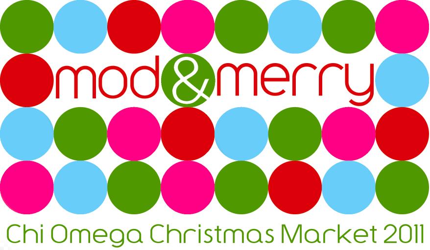 Chi Omega Christmas Market 2011 Theme
