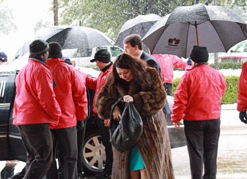 """JUST IN: Saint Valentine's Day Luncheon And Fashion Is Happening Tomorrow """"No Matter The Weather"""""""