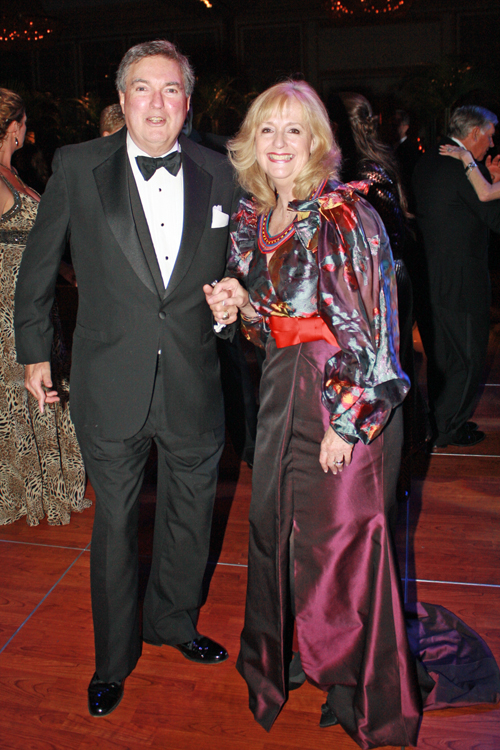 Dulany and Vicki Howland