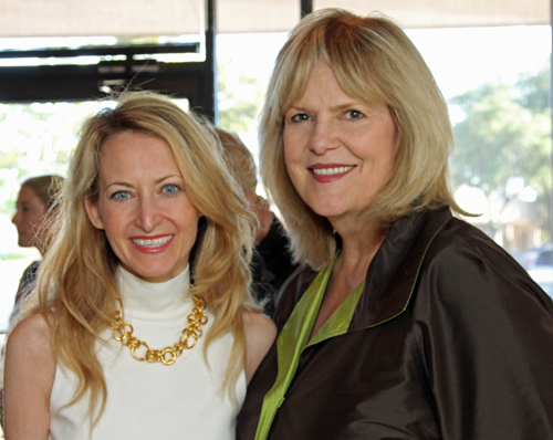 Lynn McBee and Mary Suhm (File photo)