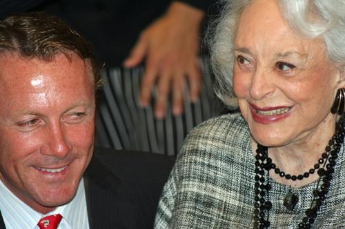 Nancy Hamon — A Texas Legend Leaves The Scene