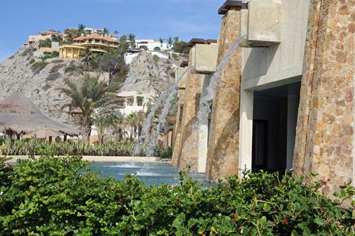 Capella Pedregal spa pool (File photo)