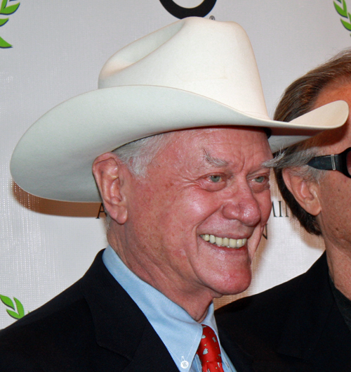 "Just In: Larry ""J.R."" Hagman Probable No Show For Cattle Baron's Ball Due To Cancer Diagnosis"