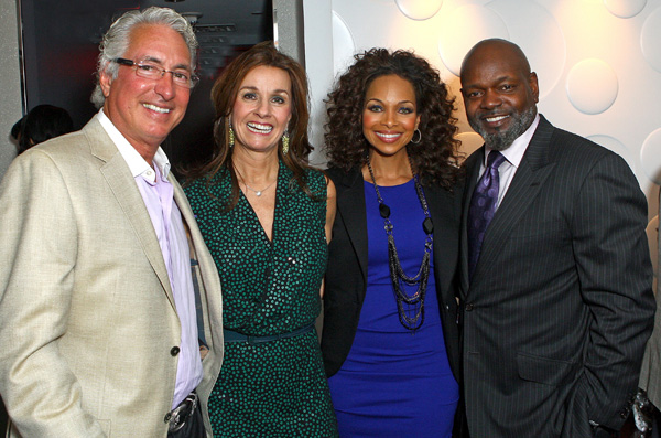 Emmitt Smith Celebrity Invitational Toasts Supporters And Overloads Valet Parking