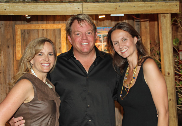 Cattle Baron's Trailblazers Celebration Was Short On Skirts And Long On (Pat) Green