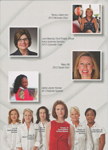 Share-A-Date: Go Red For Women Luncheon