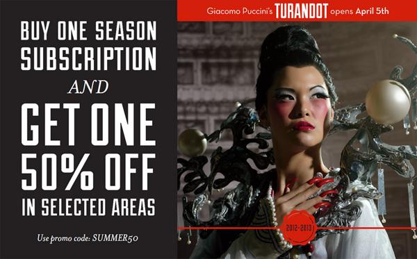 Has The Dallas Opera Got A Bargain For You!