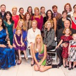 Esteem Models Had A Great Time On Behalf Of The Elisa Project At Saks Fifth Avenue In The Galleria