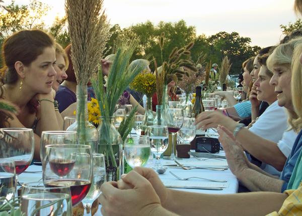 TACA RBC Wealth Management Custom Auction Item #1: Farm-To-Table Dinner