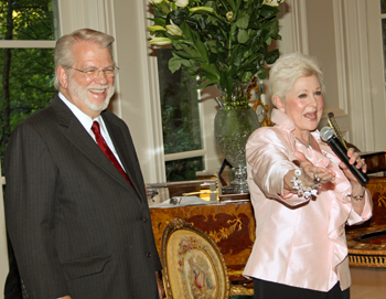 Virginia Chandler Dykes Leadership Award 2013 Honorees Patricia And Curtis Meadows' Proudest Project