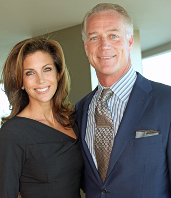 Diane and Daryl Johnston (File photo)