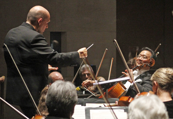 Dallas Symphony Orchestra Gala Makes Beautiful Music With Yo-Yo And Dallas's OMG Dressed Up Set