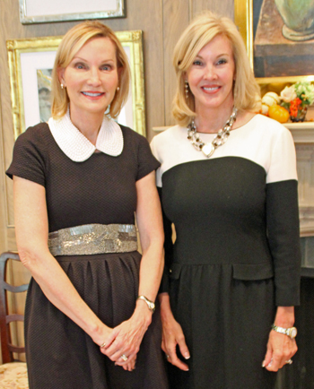 Nancy Bierman And Karen Dealy Reveal Changes For 2013 Salvation Army Women's Auxiliary Fashion Show And Luncheon