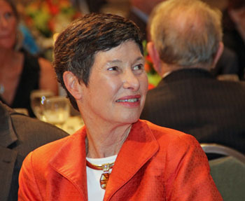 Lyda Hill (File photo)