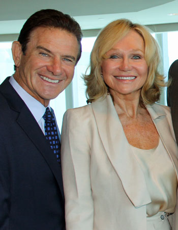 Craig and Kathryn Hall (File photo)