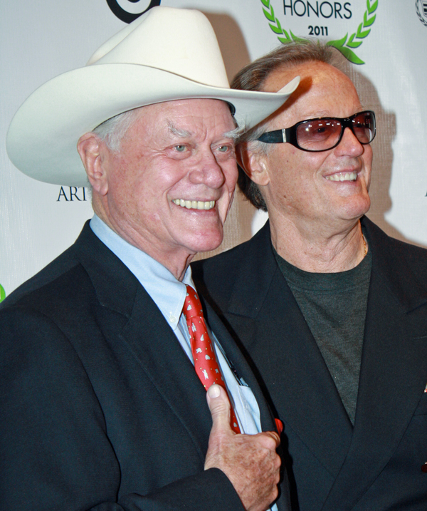 A Quick Trip Down Memory Lane With Larry Hagman