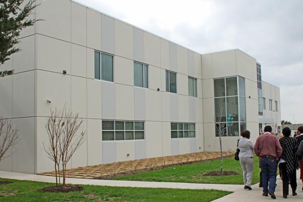 Nexus new adolescent dormitory