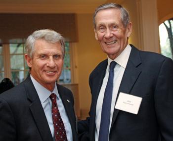 Jack Broyles and Jim Hammond
