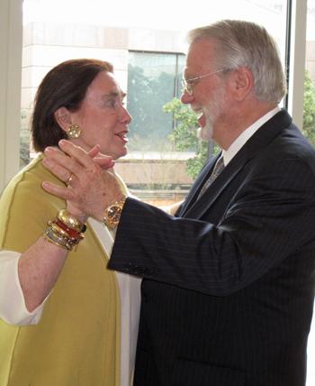 Ann Stuart and Curtis Meadows