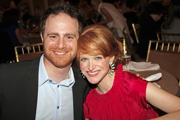 Anton Schlesinger and Nicole Stewart Schlesinger