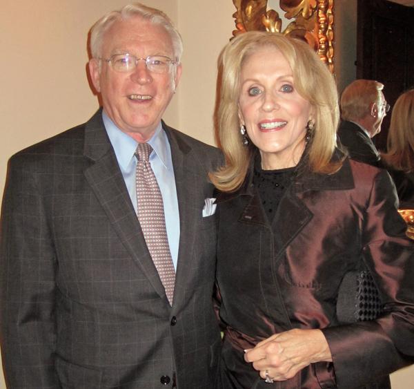 John and Betty Crawford