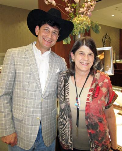 Richard Eiseman and Sandy Nachman