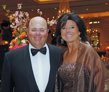 Steve and Melissa Utley