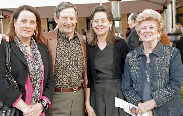Kristy Robinson, Forest Hoglund, Kelly Compton and Sally Hoglund