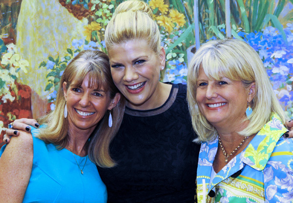 "Kristen Johnston Brings The ""F-word"" To Nexus Lunch But Strangely It Seemed Appropriate"