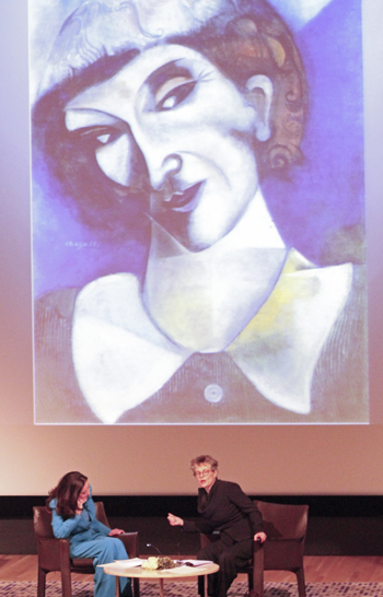 Art In Bloom Blossoms With Chagall Colors And Tales Thanks To Dallas Museum Of Art League And Bella