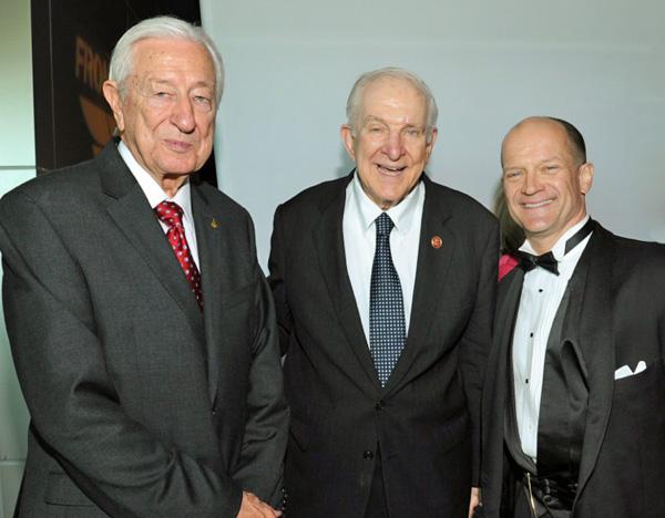 Ralph Hall, Sam Johnson and Allan McBee