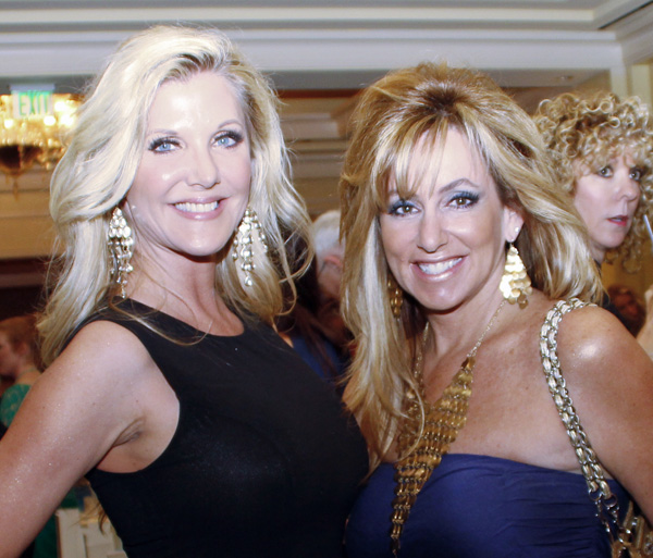 Melissa Poe and Denise Walraed