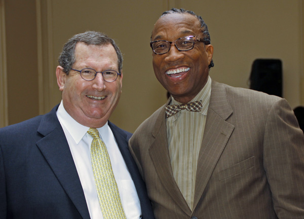 Hill Feinberg and John Wiley Price