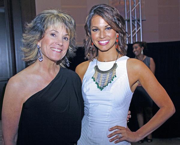 Carole Murray and Melissa Rycroft Strickland