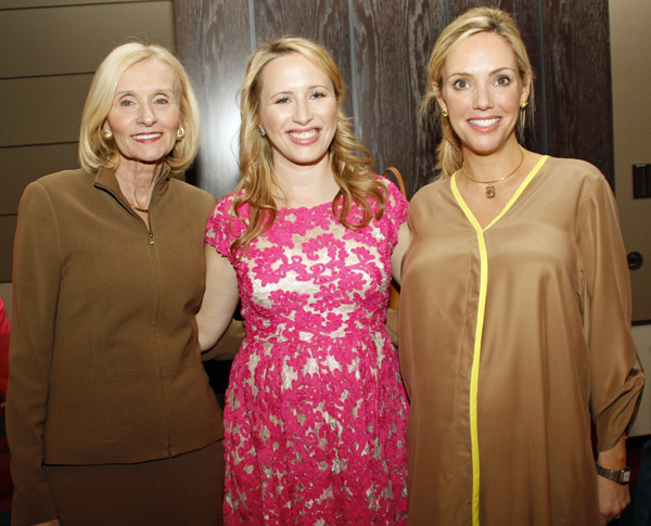 Carol Seay, Stephanie Seay and Ashley Tripplehorn Hunt