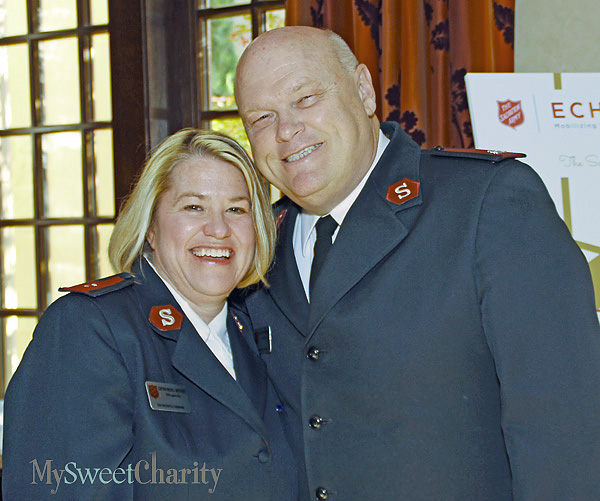 Michele and Ward Matthews