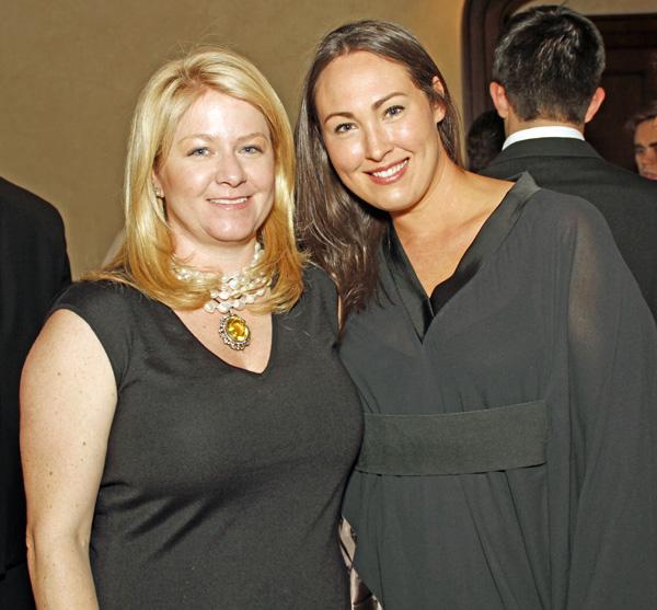 Amy Prestidge and Lisa Moore