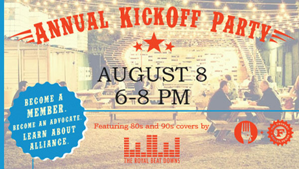 Alliance Second Annual Kickoff Party