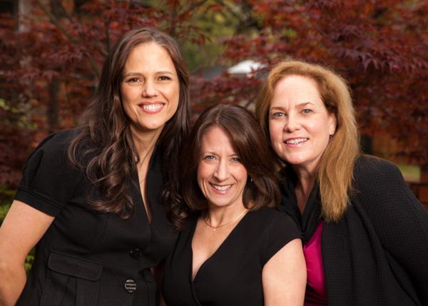 Angie Kadesky, Ann Kadesky and Kimber Kadesky*