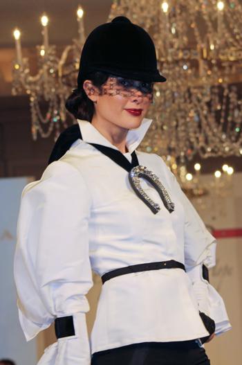 2012 Equest Fashion Show finale (File photo)