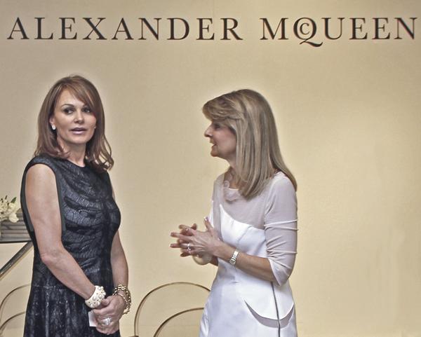 Claire Emanuelson and Caren Kline (File photo)