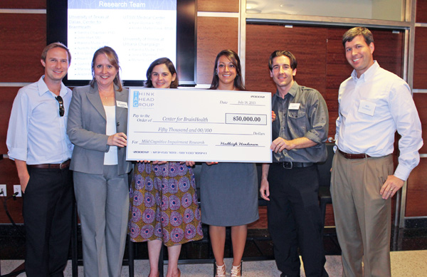 Funds raised for mild cognitive impairment research*